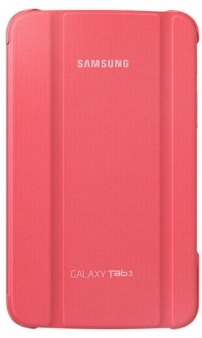 Samsung Book Cover For Galaxy Tab 3 T2110 (Pink)