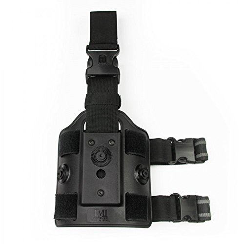 IMI Defense New IMI-Z2200 Black Drop Leg Tactical Fits all IMI Defense Pistol Holsters And Mag Pouches