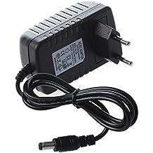 SODIAL(R)AC 100-240V zu DC 12V 2A Netzteil Adapter fuer LED Leuchten LED Lichtleiste