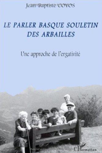 Le parler basque souletin des Arbailles par Jean-Baptiste Coyos