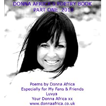 Donna Africa's Poetry Book The Queen of Dreams (Part One 2011)