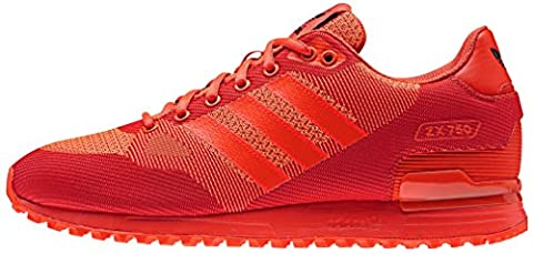 adidas Herren Zx 750 Wv Turnschuhe, Rojo (Rojsol / Rojsol / Seroso), 42 2/3 EU