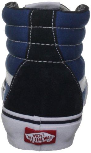 Vans U Sk8-hi, Sneaker Alte Unisex - Adulto Blu (Blau/Navy)