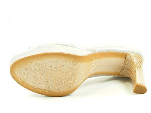 Hispanitas Toulouse HV75137 Scarpe col tacco Donna Silber