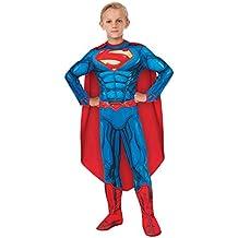 Rubie's - Disfraz de Super-Man para niños de 3 - 4 años (VZ-2979)