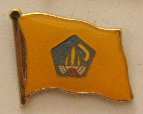 Bali Pin Anstecker Flagge Fahne Inselflagge Flaggenpin Badge Button Flaggen Clip Anstecknadel