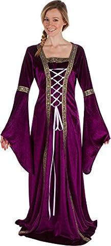 BiilyLi Femme Vintage Cocktail Rouge Robe-Style Ethnique Robe de Soirée Mousseline de Soie Couture Robe Vintage de Pli Feuillage Plus la Taille (XXXXL(50), Carthame)