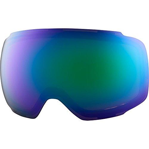 Anon M2 Lens - Colore:Green Solex - Taglia:UNICA - Maschera da sci da uomo