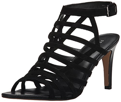 franco-sarto-spruce-damen-us-8-schwarz-sandale