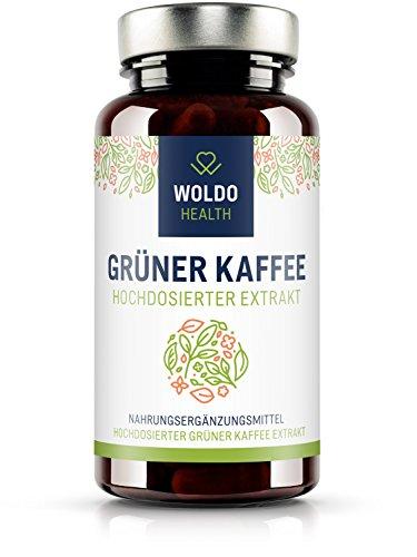 90 Kapseln Fat (WoldoHealth Grüner Kaffee Extrakt 90 Kapseln Diät-Pillen Fat Burner Fettverbrenner Stoffwechsel Energiestoffwechsel)