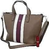 GERRY WEBER Handtasche Voices Handbag MHz Größe One Size Braun (Braun)