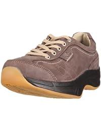 Chung Shi Comfort Step Bogart dunkelbraun 9102215 - Zapatillas de deporte de ante para mujer