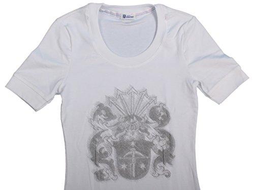 Schiesser Damen Unterhemd Shirt Halbarm Kurzarm 1/2 - 125987 Weiß