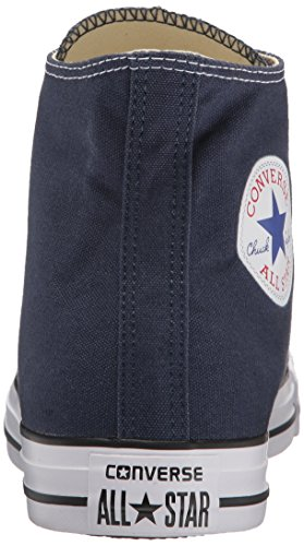 Converse Jungen CTAS-Hi-Navy-Unisex High-Top Blau (Navy Blue)