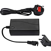 XHHLUO Lift Chair or Power Recliner AC/DC Switching Power Supply Transformer 29V 2A with UK Power Wall Cord (29V2A POWER)
