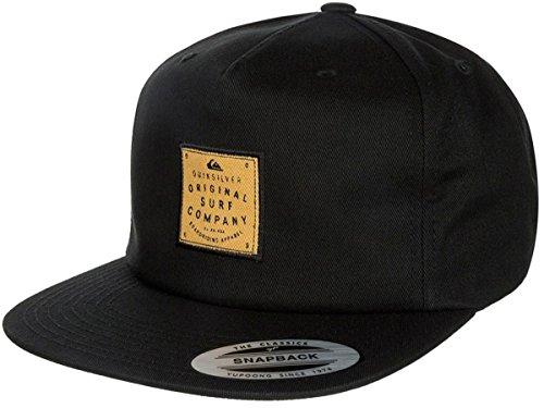 Quiksilver BALINDA Snapback Cap Black (Quiksilver Hat Black)