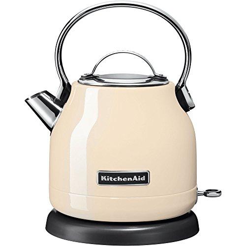 AC Wasserkocher, almondcream (Wasserkocher Elektrische Kitchenaid)