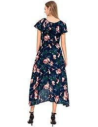 661d4d3393ae Amazon.it  vestitini estivi - Abiti   Abbigliamento premaman  Abbigliamento