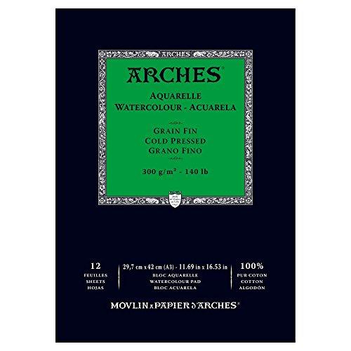 Arches - Papel de acuarela