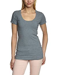 Anecdote Damen T-Shirt Puck Crew Neck T-Shirt