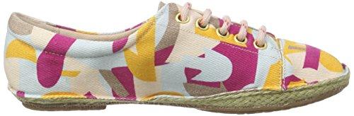 Clarks Clovelly Cool, Espadrilles femme Multicolour (Multicolour)