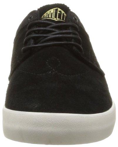 Globe Taurus GBTAURUS_W Unisex-Erwachsene Sneaker Mehrfarbig (black/leopard 10220)