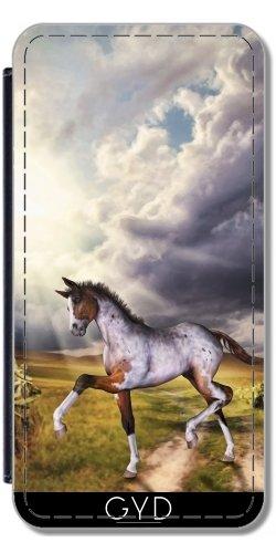 Coque pour Iphone 6 (4,7 '') - Le Petit Poulain by Gatterwe Simili-Cuir