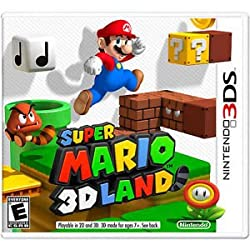 Super Mario 3D Land (Nintendo 3DS) (NTSC-J)