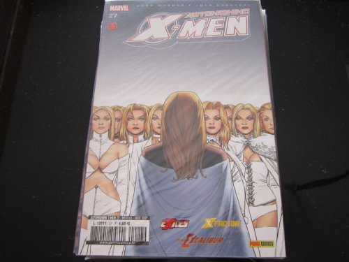 ASTONISHING X-MEN N° 27 (2007) comics vf