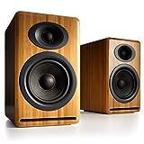 Audioengine Diffusore per Scaffale p4 bambù