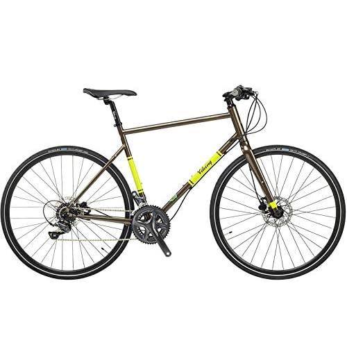 41rUUHiGd2L. SS500  - Viking Pro Touring Master Gents 700c Wheel Hybrid Bike