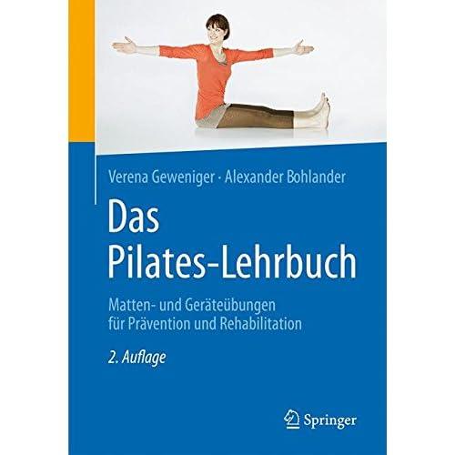 PDF] Das Pilates-Lehrbuch: Matten- und Geráteübungen für Právention ...