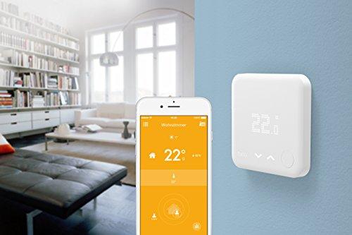 tado° Smartes Thermostat Starter Kit für Wohnungen mit Raumthermostat (v3) – intelligente Heizungssteuerung per Smartphone - 4