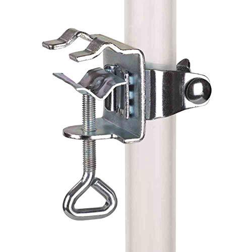 SIDCO Sonnenschirmhalter Balkonschirmhalter Balkonklammer Halterung f. Geländer Balkon