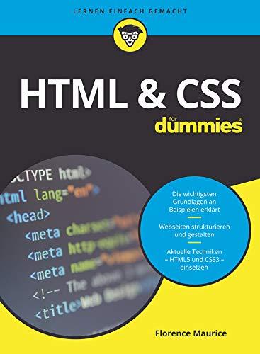 41rUVngqiiL - HTML und CSS für Dummies