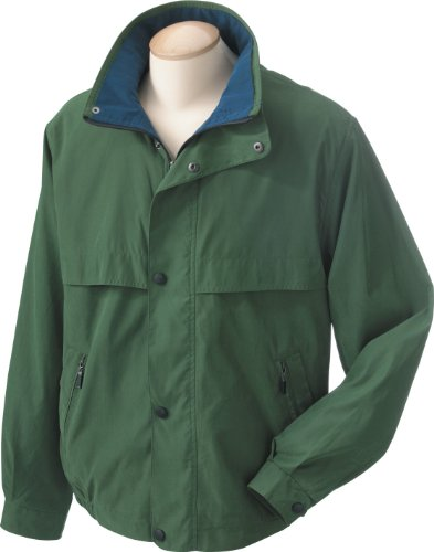 Chestnut Hill Unisexe Lodge Veste en microfibre ch850 (2 x L/Noir/Surplus) Vert - PINE/NEW NAVY