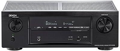 Denon AVR-1200W Sintoamplificatore Multicanale, Nero occasione su Polaris Audio Hi Fi