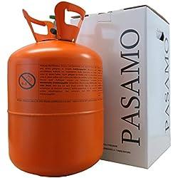 PASAMO 160 Liter Helium für Hochzeiten Ballongas vom Deutschen Marken Lieferant
