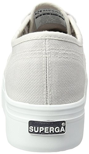 Superga - 2790 Acotw - Sneakers basses - femme Grey Seashell