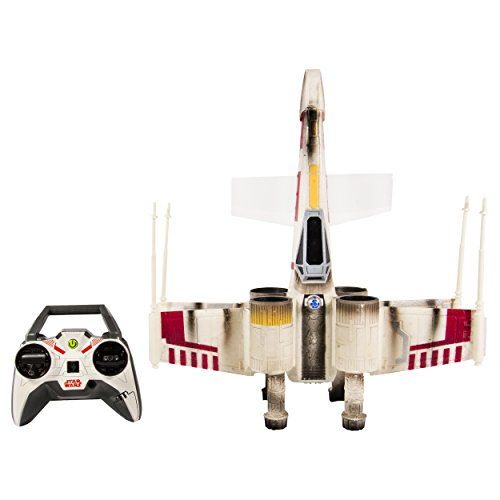 Air Hogs, Star Wars X-Wing Starfighter mit Fernbedienung (Han Solo Laser)