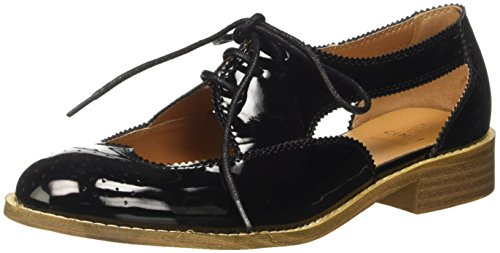 Cinti Sy234-p288, Chaussures Basses Brogue Noires