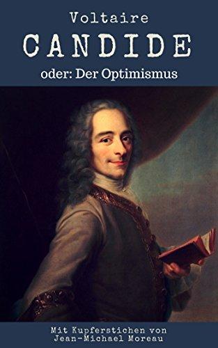 Candide: oder Der Optimismus. Mit Kupferstichen von Jean-Michel Moreau.