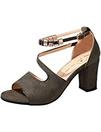 TPulling Balletto Donna, Nero (Marrone), 37=EU:36