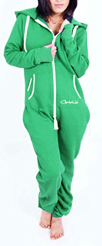 The Classic Unisex Onesie in Gorgeous Green. - XL