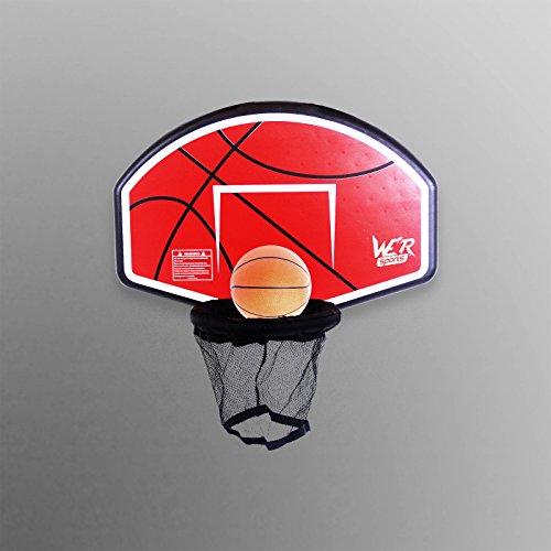 Universal Basketballkorb, für Trampoline aller Größen
