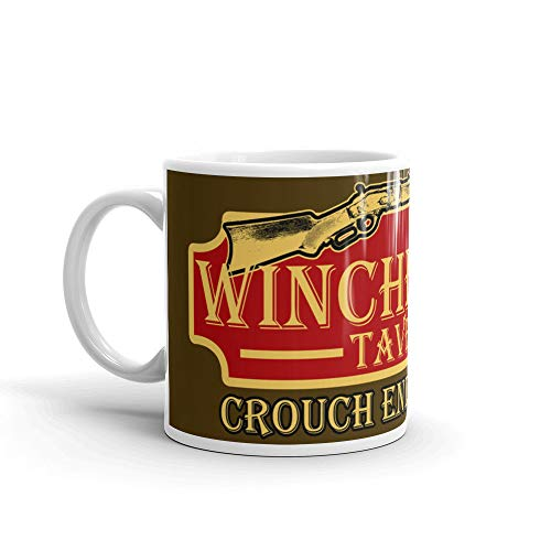 Shaun of The Dead Winchester Tavern Cornetto Trilogy Movie Becher Tasse - Fuzz-t-shirt Hot
