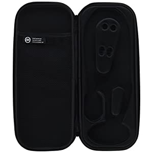 Pod Technical Cardiopod Hard Stethoscope Case – Black for Littmann Cardiology etc