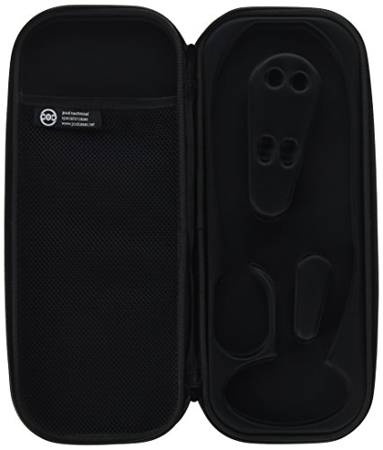 Pod Technical Cardiopod Hard Stethoscope Case - Black