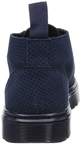 Dr. Martens Unisex-Erwachsene Baynes Chukka Boots Blau (Indigo Kaya Perfed)