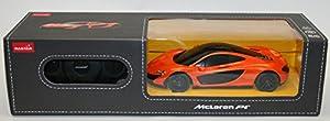 RASTAR massG 75200-McLaren P1, 1: 24, Radio Control Juguete Auto
